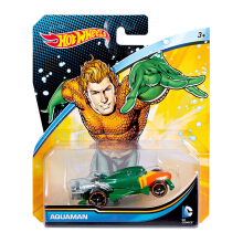 HOTWHEELS Batman V Superman  Aquaman DKJ66-999H