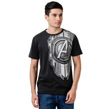 MARVEL Avengers Infinity War T-Shirt Style #9 - Black