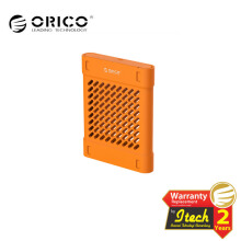ORICO PHS-25 2.5 inch Silicone Protective Box for Hard Drive - Orange