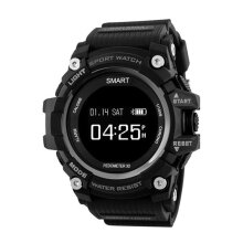 Vfocs T1 OLED Display Heart Rate Monitor IP68 Waterproof Smart Watch