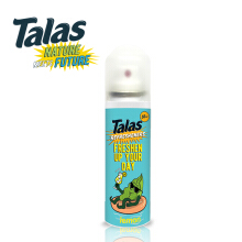 Talas Refreshener Aerosol Lemon (50ml) Blue