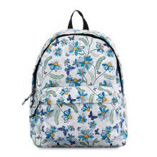 VOITTO Backpack 1716 Mini Blooms - White