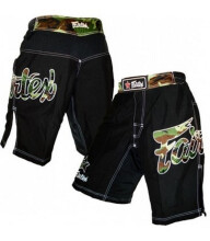FAIRTEX Fight Board Short Army - BlackCamo AB5 S