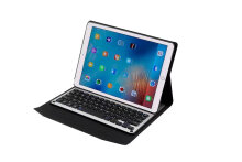 Smatton Colorful backlit Bluetooth Keyboard Case Apple iPad Pro10.5 Wireless Keyboard for Tablet Foldable Cover Holder 1039D
