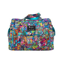 JuJuBe Tokidoki X Be Prepared Kaiju City Tas Bayi - Multicolor