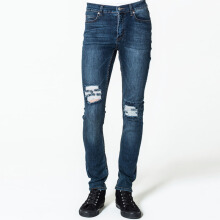 CHEAP MONDAY Tight - Carbon Blue
