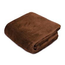 NAMALE Colors Blanket - Brown  / 150x200cm