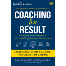 Coaching for Result: Unlocking Human Potential to Achieve Organization's Performance - Berny Gomulya, Heria Windasuri, Hyacintha 618203003