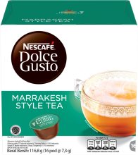 NESCAFE DOLCE GUSTO Kapsul Marrakesh Style Tea - 1 Box