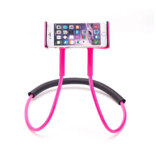 Lazy Neck Phone Holder Stand Flexible Universal Holder for iPhoen 6 7 8 Samsung Galaxy S7 S8 Plus Xiaomi Mobile Car Phone Holder