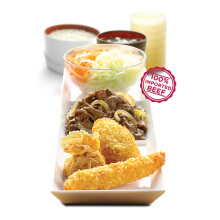 HokBen - Premium Set Seafood Value Rp 57.500 (Include PB1)