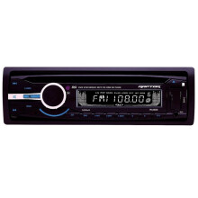 Raptor RA-603 Single Din Dvd Player - Black