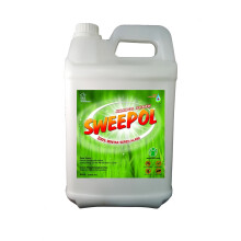 Sweepol Karbol Sereh - Citronella Oil ( 5L ) - Green