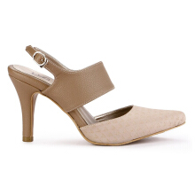 FARISH Kinder Heels - Beige