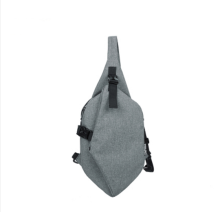 Ins I-0205 Leisure shoulder&riding bag(Big Size 20*8*29CM)-Dark Grey