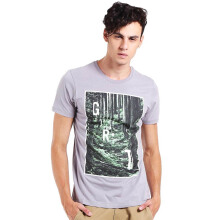 GREENLIGHT Men Tshirt 210111712 - Grey