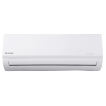TOSHIBA AC Standard 1 PK RAS 10 BKS [INDOOR + OUTDOOR UNIT ONLY]