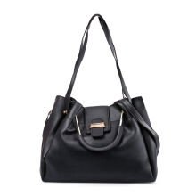 HUER Sandra Tote Bag - Black [One Size]