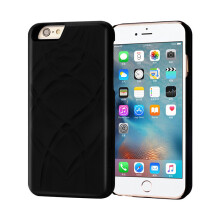Minnie Mirror Phone Shell Case Cover For iPhone 7 4.7inch Black