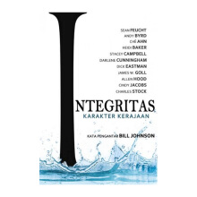 Integritas: Karakter Kerajaan by Sean Feucht - Religion Book 9786024190095