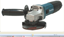 Makita  SLIM BODY ANGLE GRINDER GA 4030