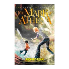 The Mark Of Athena : The Heroes Of Olympus #3 - RICK RIORDAN - NOURA BOOKS PUBLISHING - 	9789794337400