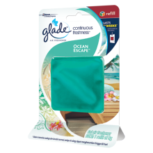 GLADE Continuous Freshness Ocean Escape 8g