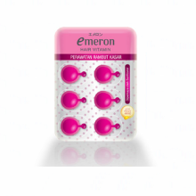 EMERON Hair Vitamin Soft & Smooth Blister (Isi 6 Kapsul)