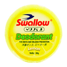 SWALLOW Kamper Deodorant Lemon 80gr