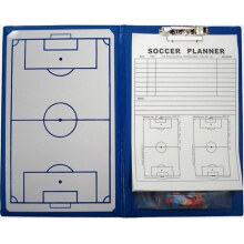 Magnetic Coach Soccer Oraga 27 Magnets Others