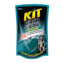 KIT Wash & Glow Pouch [400ml] - Pembersih Exterior