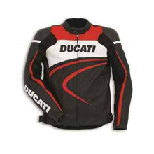 Ducati Leather Jacket Sport C2 Blac2k Men