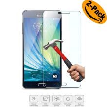 VEN Samsung Galaxy A5 2017 A520 Tempered Glass  screen protector  {2-Pack}  TRANSPARENT