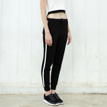 ANTHM Women Jogger Pants-Black
