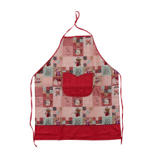 ARNOLD CARDEN Kitchen Apron Girl and House - Orange Bata 58x75cm