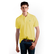 POLO RALPH LAUREN - Lacoste Classic-Fit Polo Shirt Minion Yellow Men