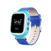 Jantens Q60 Smart Watch Children Kid Wristwatch GSM GPRS GPS Locator Tracker Anti-Lost Smartwatch Child Guard for iOS Android