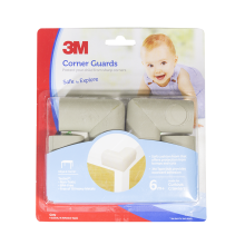 3M Child Pengaman sudut meja Child Corner Guard Grey SC-32 Grey Not Specified