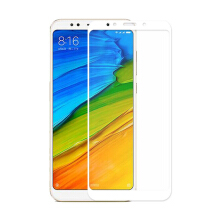 Smatton XIAOMI RedMi 5 Plus harga Tempered Glass hp Pelindung Layar Full Cover screen protector Transparent