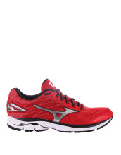 MIZUNO WAVE RIDER 20 - CHINESE RED / SILVER / BLACK