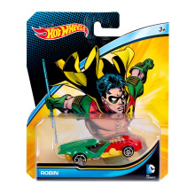 HOTWHEELS Batman V Superman Robin DKJ66