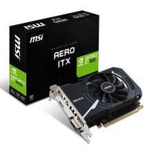 MSI GeForce GT 1030 2GB DDR5 - AERO ITX 2GB OC