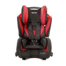 Recaro Young Sport Car Seat - Red