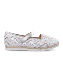 STYLETOTS Flats 294-98 - Silver