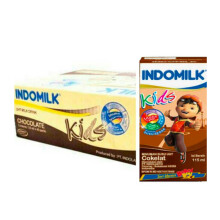 INDOMILK  UHT Coklat Carton 115 ml x 40 pcs