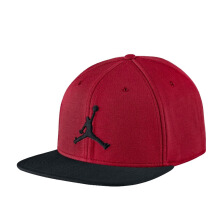 NIKE Jordan Jumpman Snapback - Gym Red/Black [MISC] 861452-687