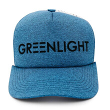 GREENLIGHT Men Hat 0501 205011818 - Blue [One Size]