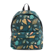 VOITTO Backpack 1716 Multi Leaves - Green