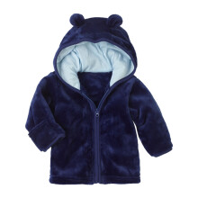 BESSKY Toddler Kids Baby Boys Girls Clothes Zipper Tops Coat Jackets Warm Outwear_