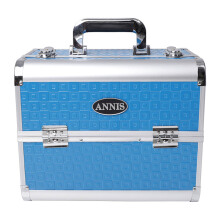 ANNIS Make Up Box 740 - Biru - Kotak Besar
